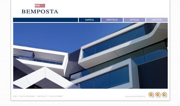 Bemposta website